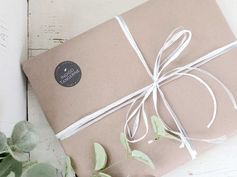 Gift Wrap + Note