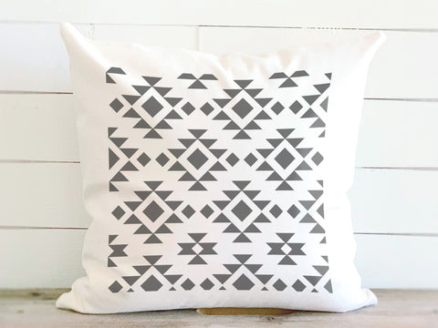 Tribal Pattern Southwestern Decor Pillow