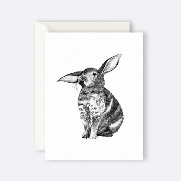 Father Rabbit Stationery | Card | BUNNY