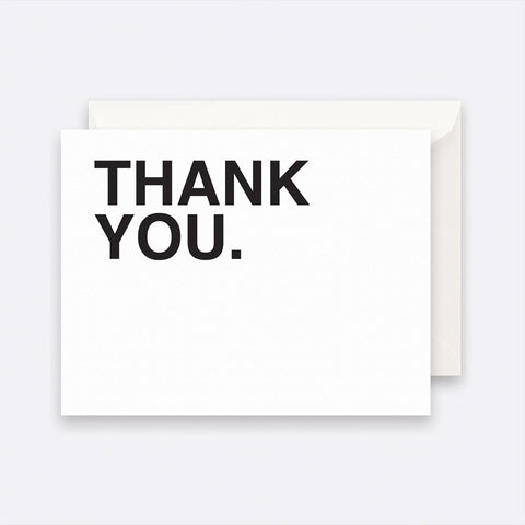 Father Rabbit Stationery | Card | BOLD THANKYOU