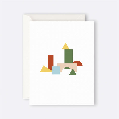 Father Rabbit Stationery | Card | CITY BLOCKS