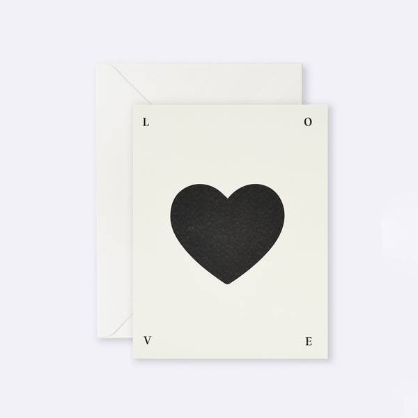 Lettuce | Card | Love Typography