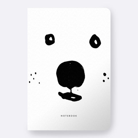Father Rabbit Stationery | Notebook | Bear
