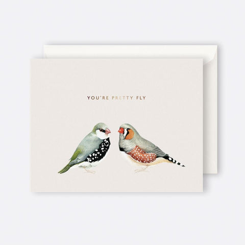 Father Rabbit Stationery | YOU'RE PRETTY FLY