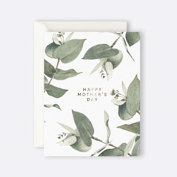Father Rabbit Stationery | EUCALYPTUS HAPPY MOTHER'S DAY