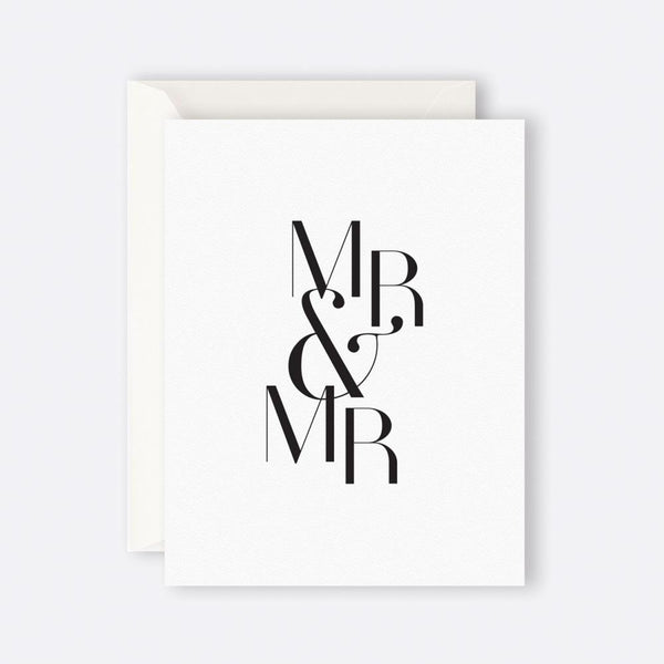 Father Rabbit Stationery | Card | MR & MR