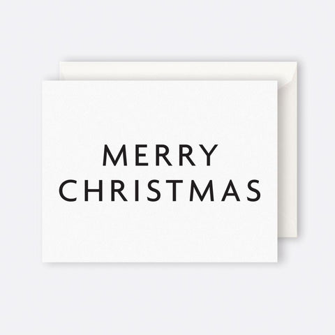 Father Rabbit Stationery | Card | MERRY CHRISTMAS