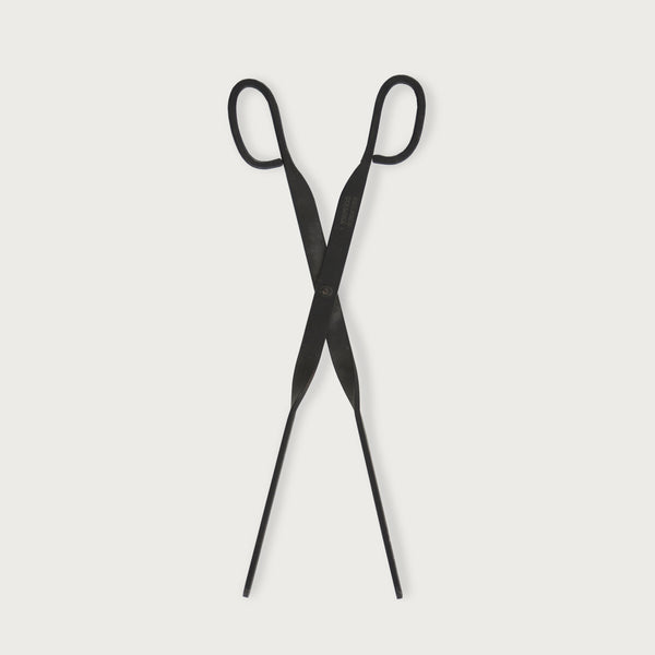 Pallarès Tongs for firewood | Hand Forged | 480mm