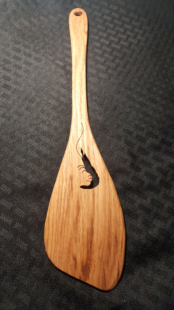 Señor Wood's Roux Spoon (Shrimp)