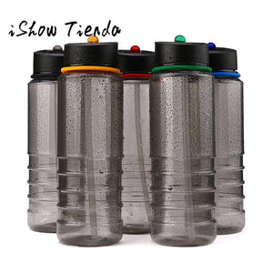 2018 New Arrival Fashion Drinks Sports Hydration Straw Water Bottle Cycling Hiking Bicycle Bike Gym Sport With High Quality #20