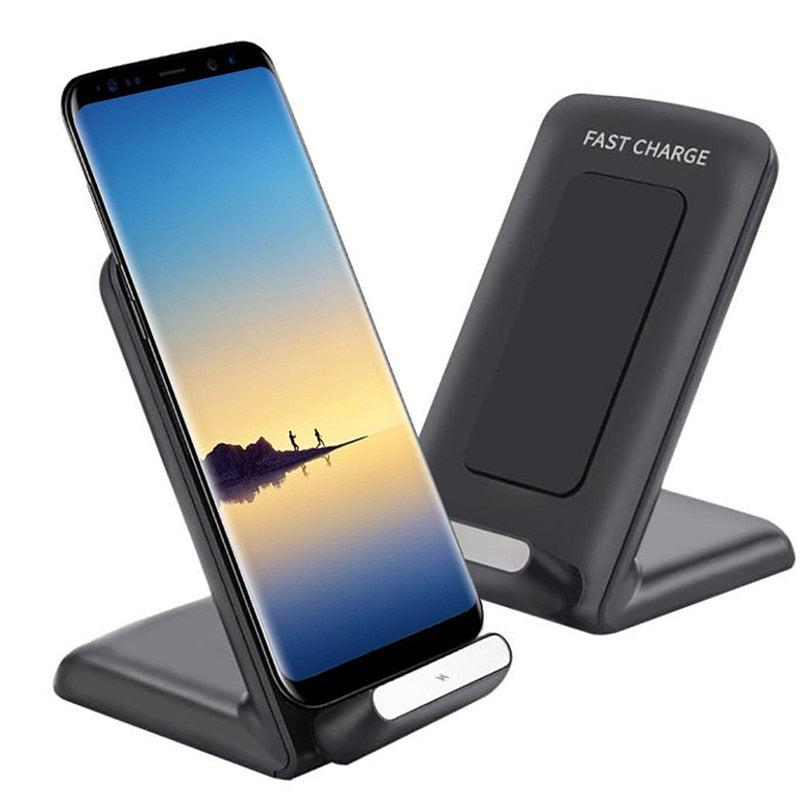 Fast Wireless Charger Rapid Charging Stand For Cell Phones