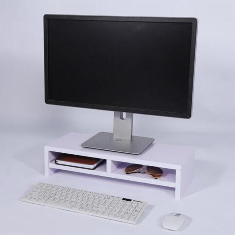 Desktop Monitor Stand TV Laptop Rack Computer Screen Riser