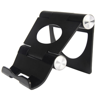 Portable Desk Stand Holder for iPhone/iPad Folding Pivot Cradle for Tablet Phone tablet holder mobile phone holder
