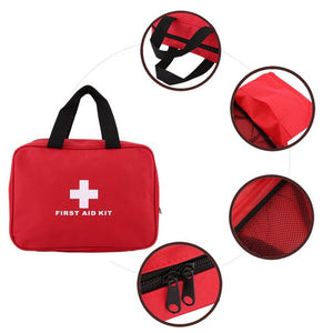 First Aid Bag Medical Emergency Survival First Aid Kit