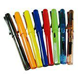 8 PCS JINHAO All colors Medium and fine Fountain Pen