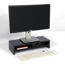 Wooden Laptop Computer Screen Monitor Riser Stand
