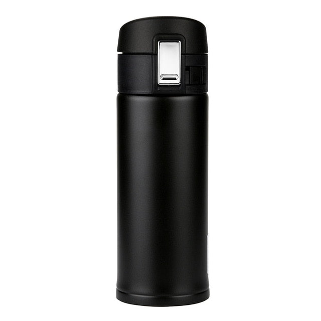 350ml Travel Mug Stainless Steel Double Wall Thermal Vacuum Bottle