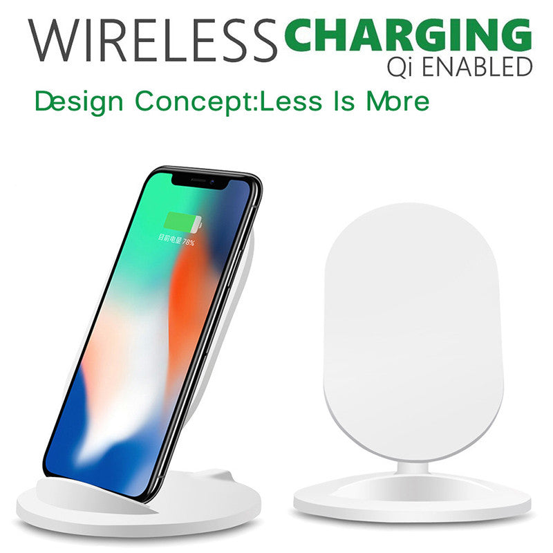 Portable Wireless Charger Charging Stand For Cell Phones