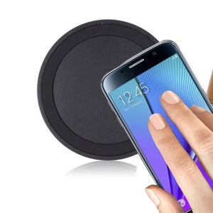 Wireless Fast Charging Pad With USB Cable for Cell Phones