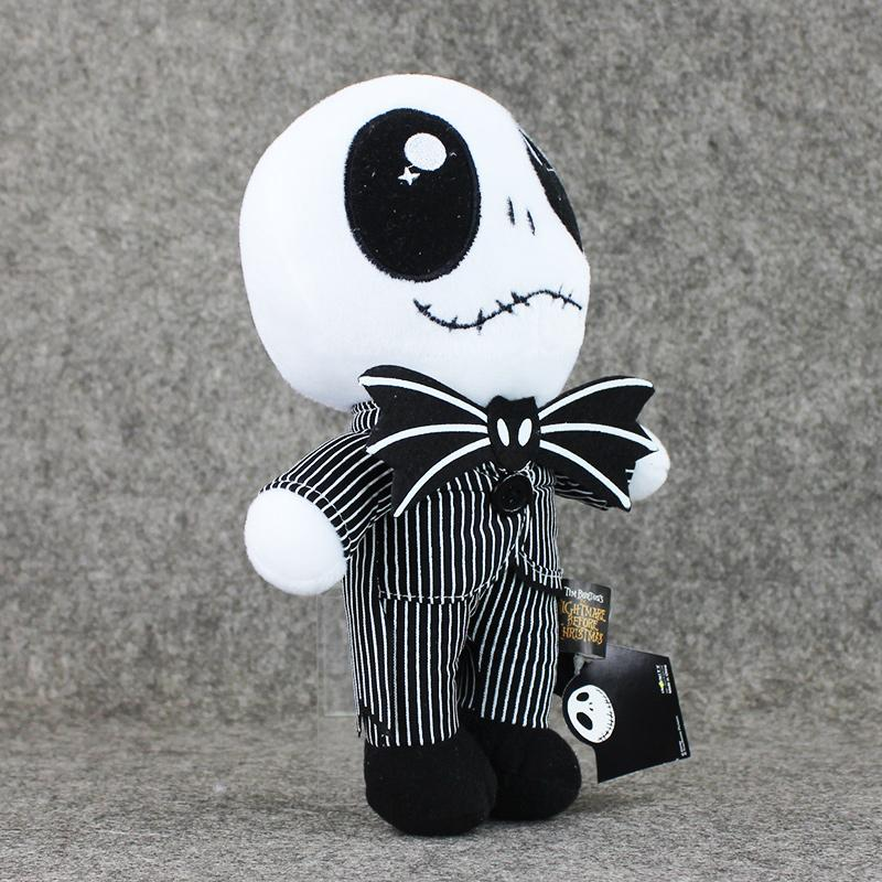 25cm The Nightmare Before Christmas Jack Skellington in Suit Plush