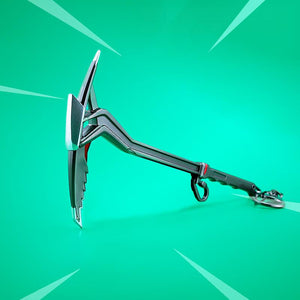 Exclusive Fortnite Pickaxe Keychain