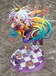 NEW 19cm No Game No Life Shiro Figure
