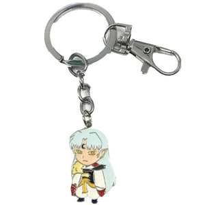 Metal Sesshomaru Keychain or Necklace