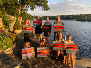 Book a Mobile or Virtual Paint Night for Your Group!