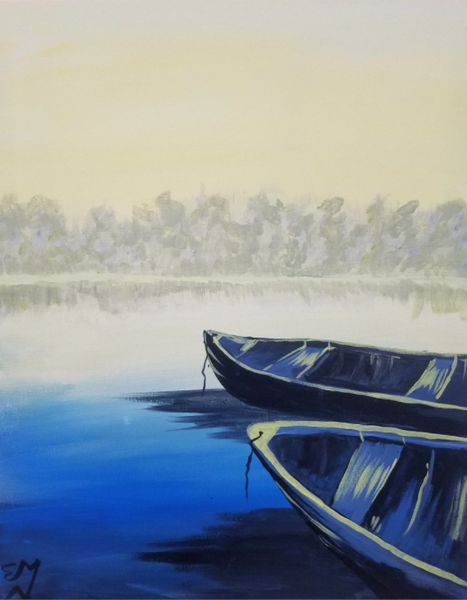 Book your seats for our Paint Night Fundraiser at the Connecticut River Museum!