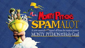 Fundraiser for Westbrook High School Production of Spamalot