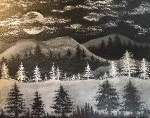 Mountain View Paint Night - Essex Paint and Sip