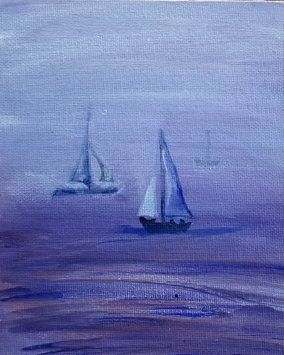 Harbor Nights Paint Night - Essex Paint and Sip