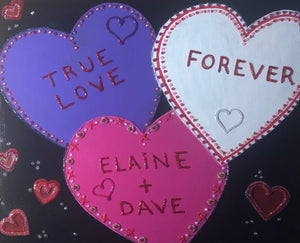 Valentine's Day Fun - Essex Paint and Sip
