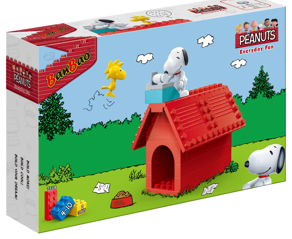 Peanuts - Dog House