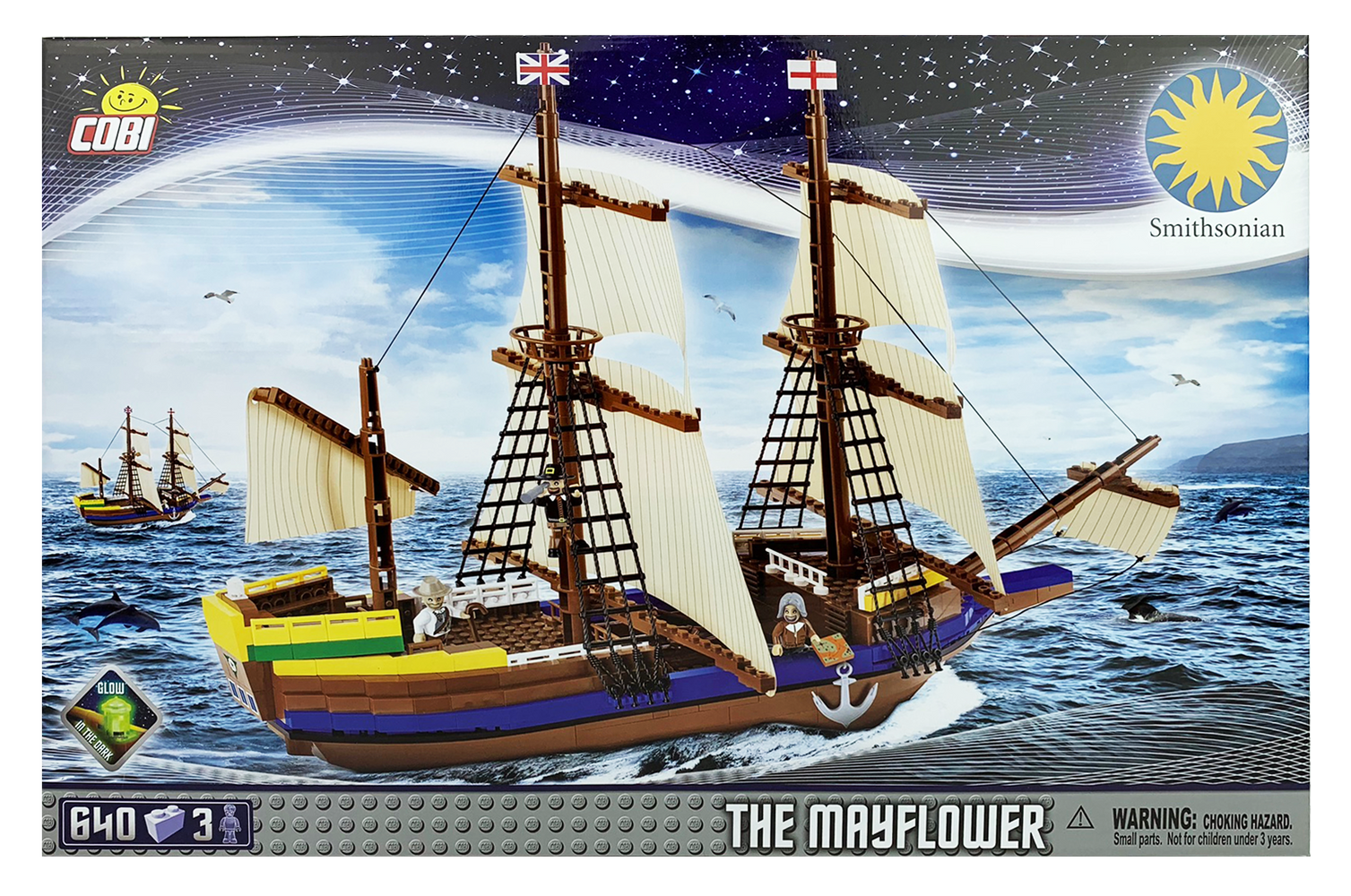 Mayflower Pilgrim Ship