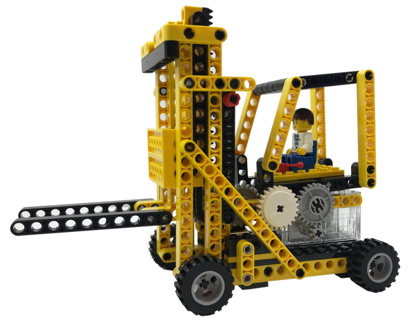 Power Machinery - Forklift 4 in 1