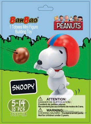 Mini Series Peanuts - Snoopy/Football