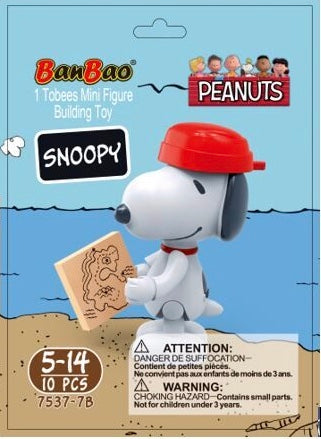 Mini Series Peanuts - Snoopy Beach Explorer