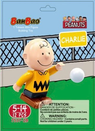 Mini Series Peanuts - Charlie Brown