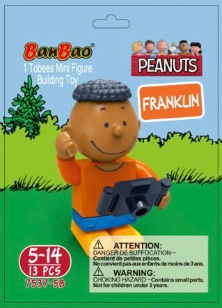 Mini Series Peanuts - Franklin