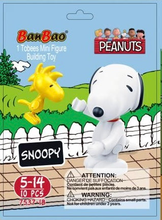 Mini Series Peanuts - Snoopy