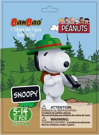 Mini Series Peanuts - Snoopy Beagle Scout