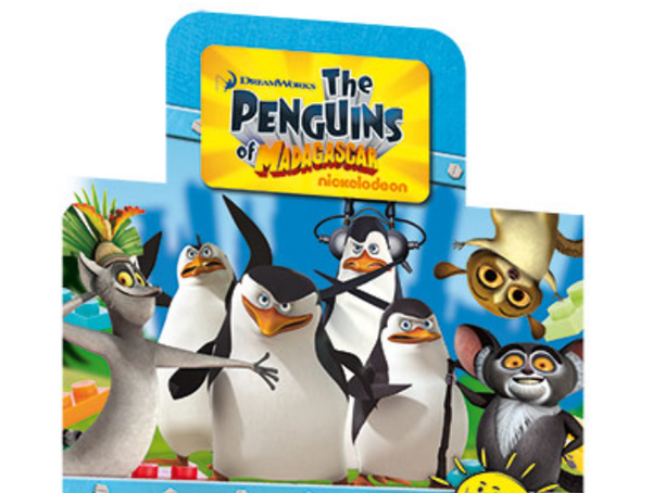 Penguins Of Madagascar - Action Figures