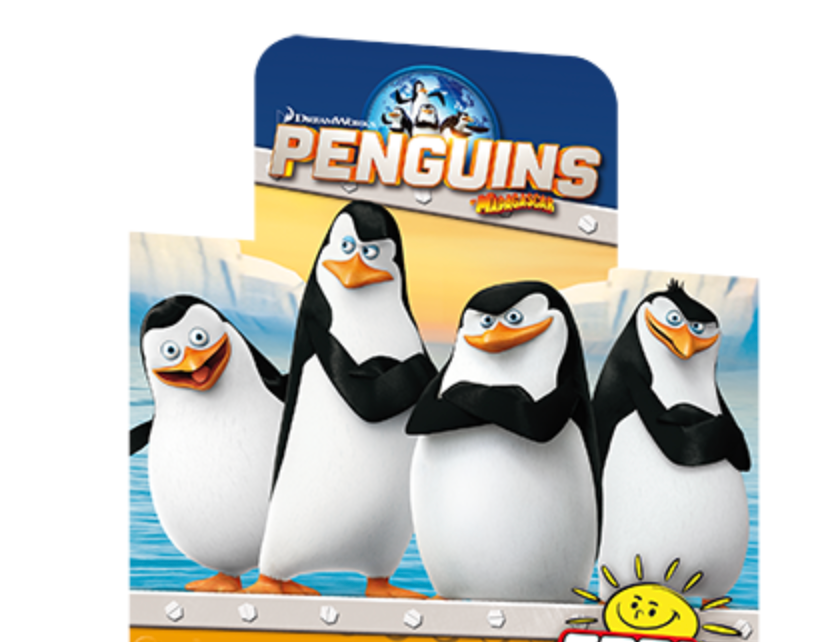 Penguins Of Madagascar - Penguins