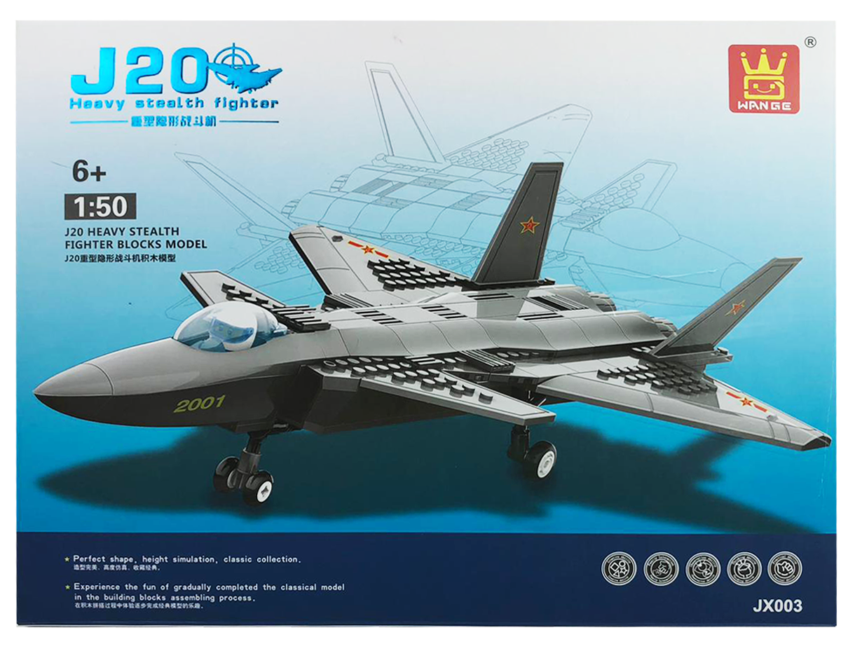 J20 Firefang Stealth Fighter