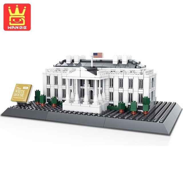 The White House Of Washington D.C.