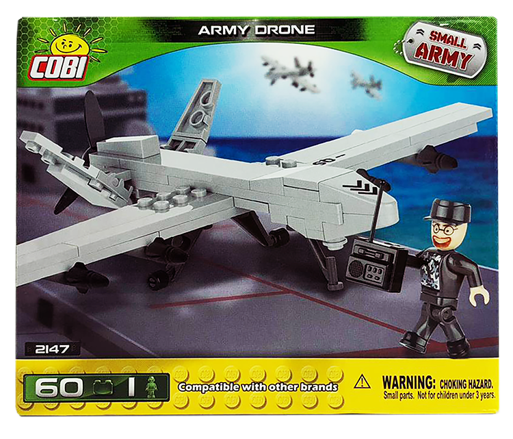 Small Army- Army Drone