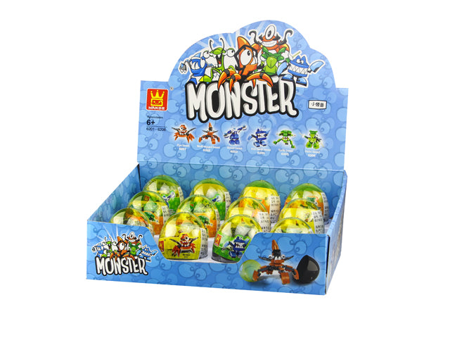 Mini Capsule - Monster Series