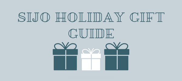 Introducing...The Sijo Holiday Gift Guide