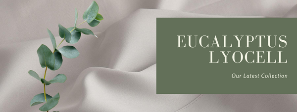 Introducing Sijo's Eucalyptus Lyocell Bedding Collection